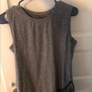 Athleta muscle tank size S